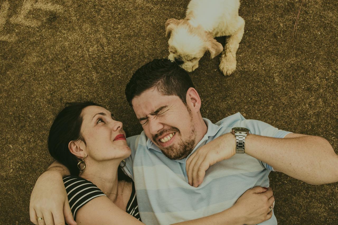 Ensaio Jacqueline e Danilo - Caldas